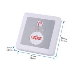 Boitier SOS - GSM 2G mural