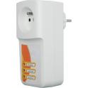 Prise électrique Bi+T télécommandée